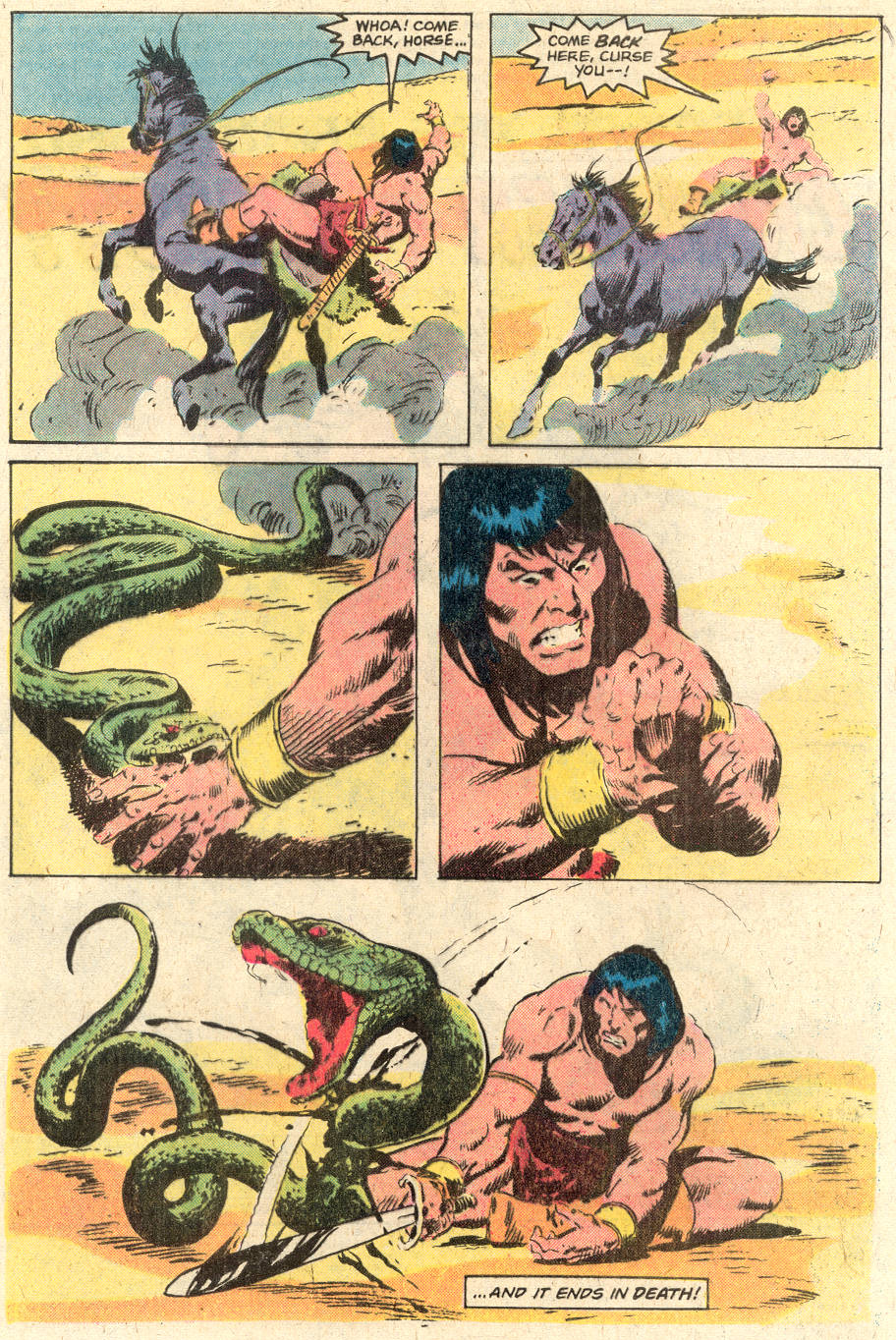 Conan the Barbarian (1970) Issue #116 #128 - English 3