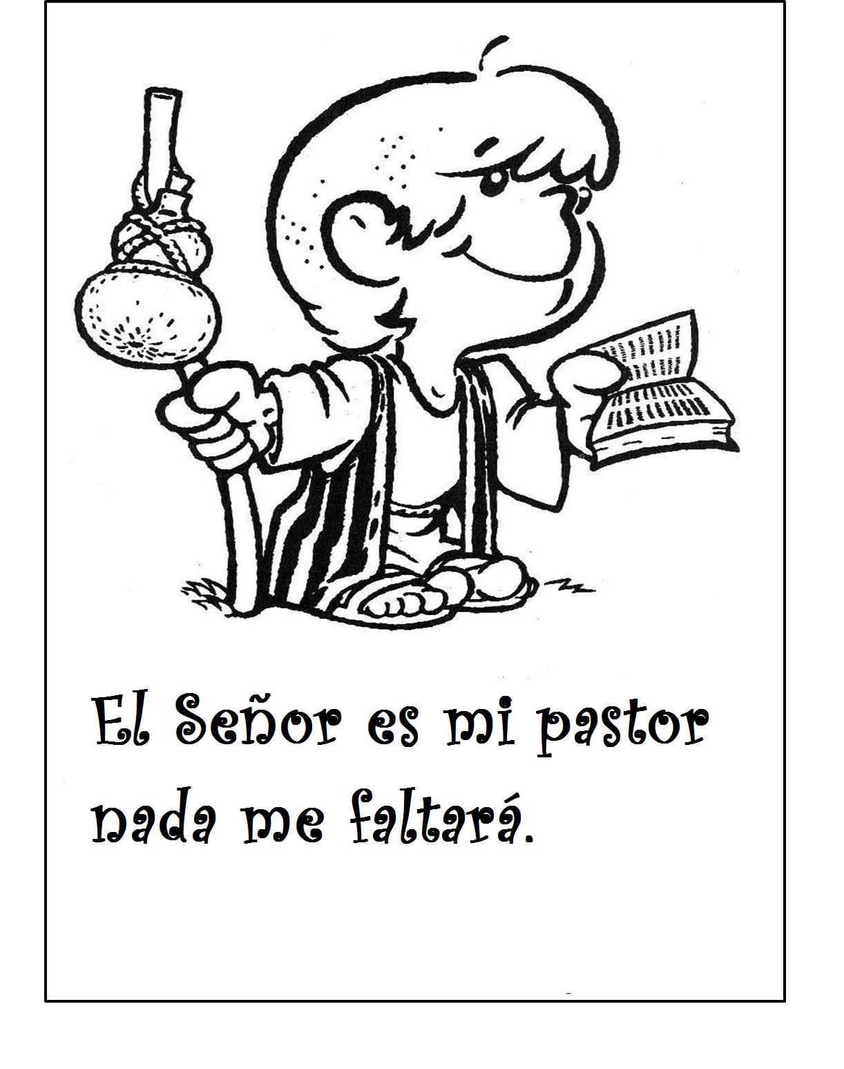 Dibujos Para Colorear De Ninos Cristianos