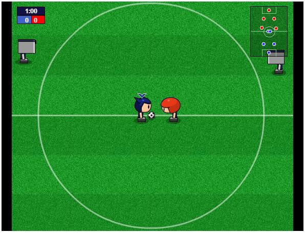 Ball Game : Mini Soccer