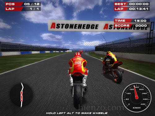 Superbike Racers (1)