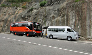 Bus Pariwisata Pekanbaru 156