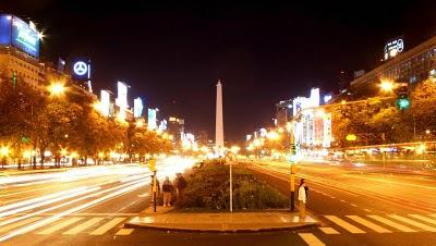 av 9 de julio buenos aires argentina