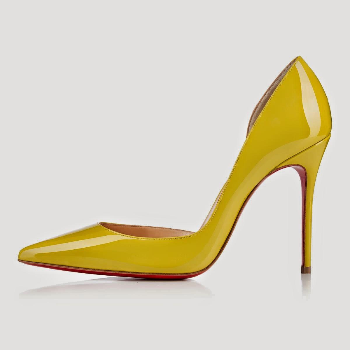 pictures Le nuove scarpe Louboutin della serie LOVE sono un omaggio e un abbraccio mega a Lady Diana
