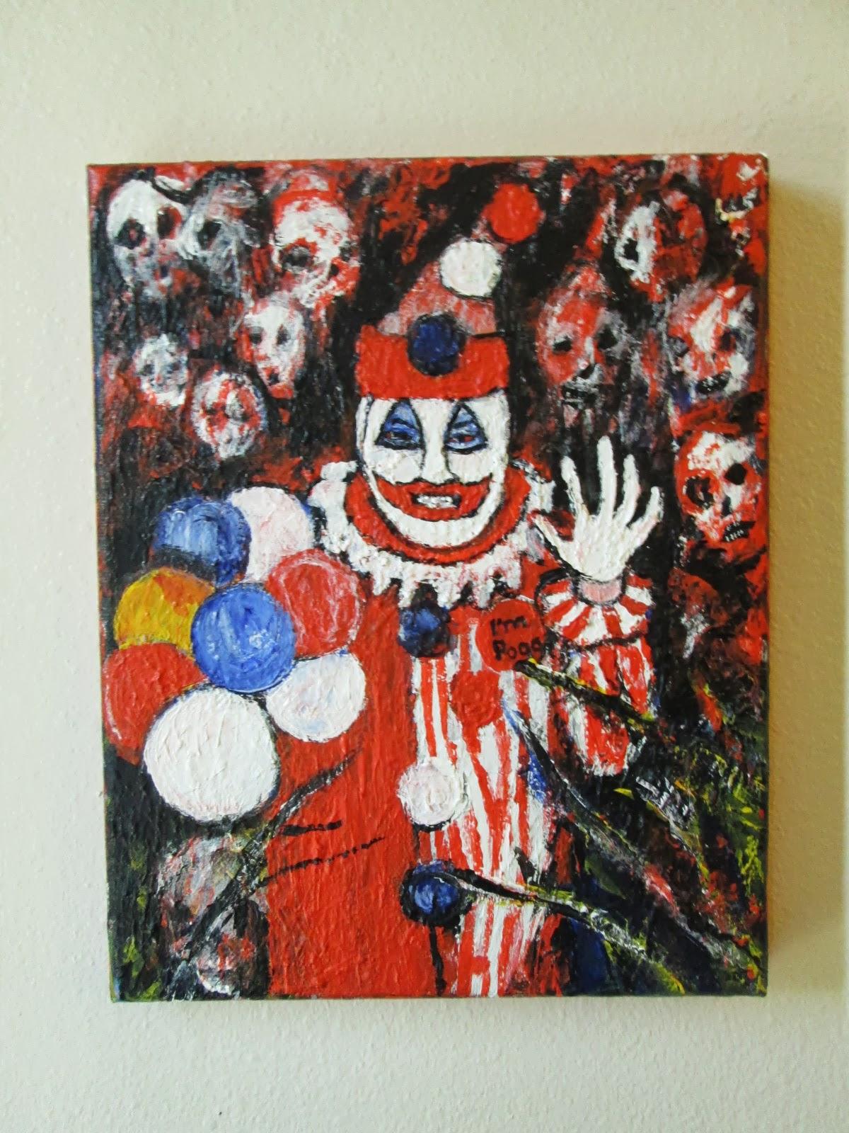 Gacy Paintings