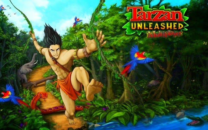 Tarzan Unleashed v1.343.0 APK MOD