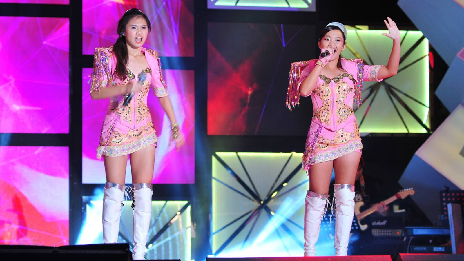 The GeTai Challenge's craziest looks