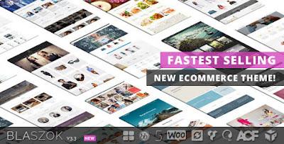Blaszok Ultimate Responsive WordPress Theme Download Free [Current Version 3.3]