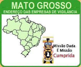 Empresas de Vigilância do Mato Grosso