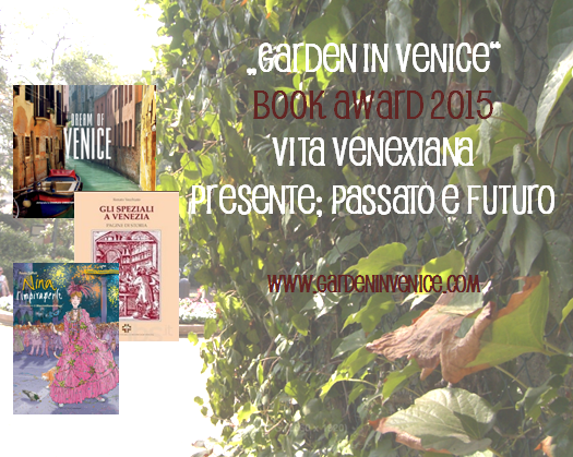 Garden in Venice Book Award 2015