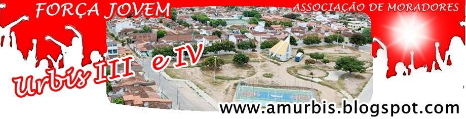 AMURBIS - Associação de Moradores da Urbis III e IV - FORÇA JOVEM
