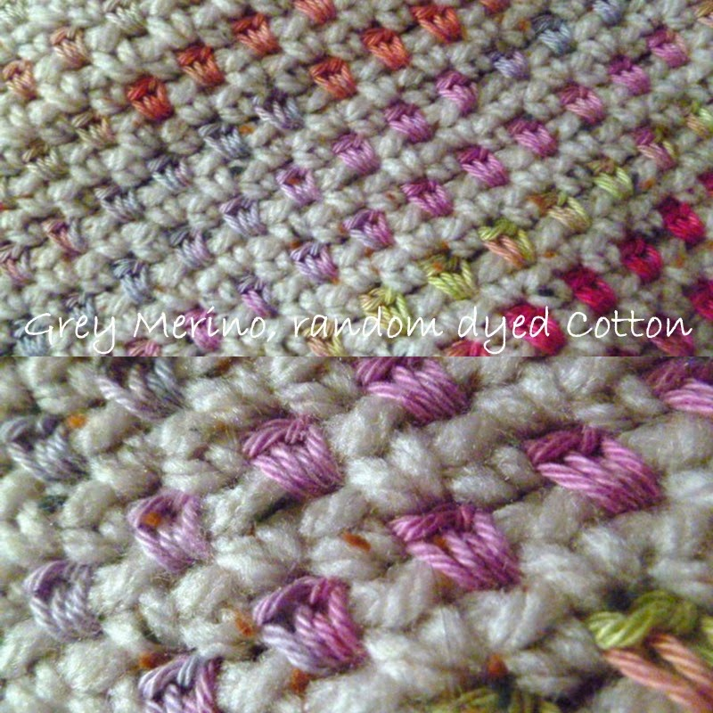 Crochet Stitches Moss Stitch : Susan Pinner: Moss Stitch How to do, Single crochet, lots of texture ...