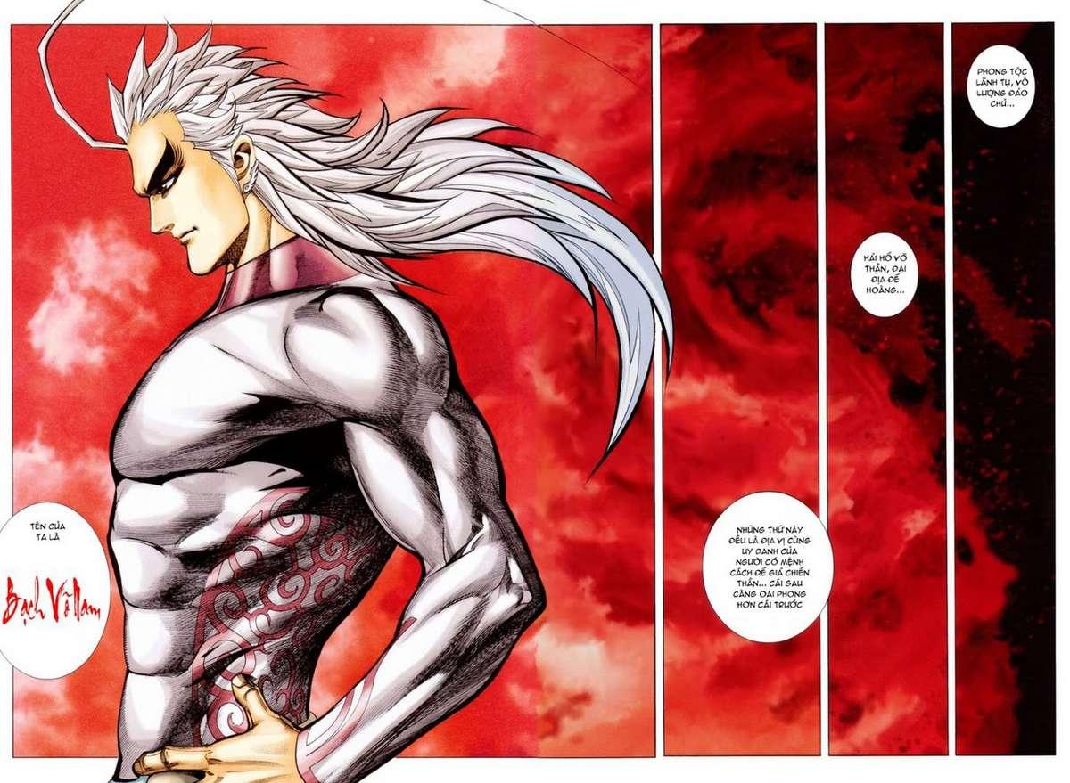 Võ Thần chap 300 Trang 11 - Mangak.info