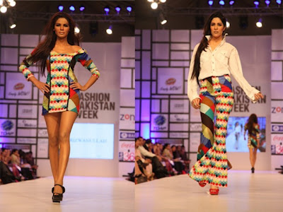 Fashion in Pakistan 2012