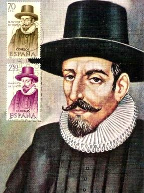 Imagen del Virrey Francisco de Toledo