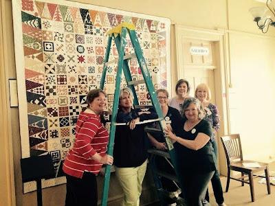 Aunt Reen's Place: Jane Exhibit opens at VA Quilt Museum : va quilt museum - Adamdwight.com
