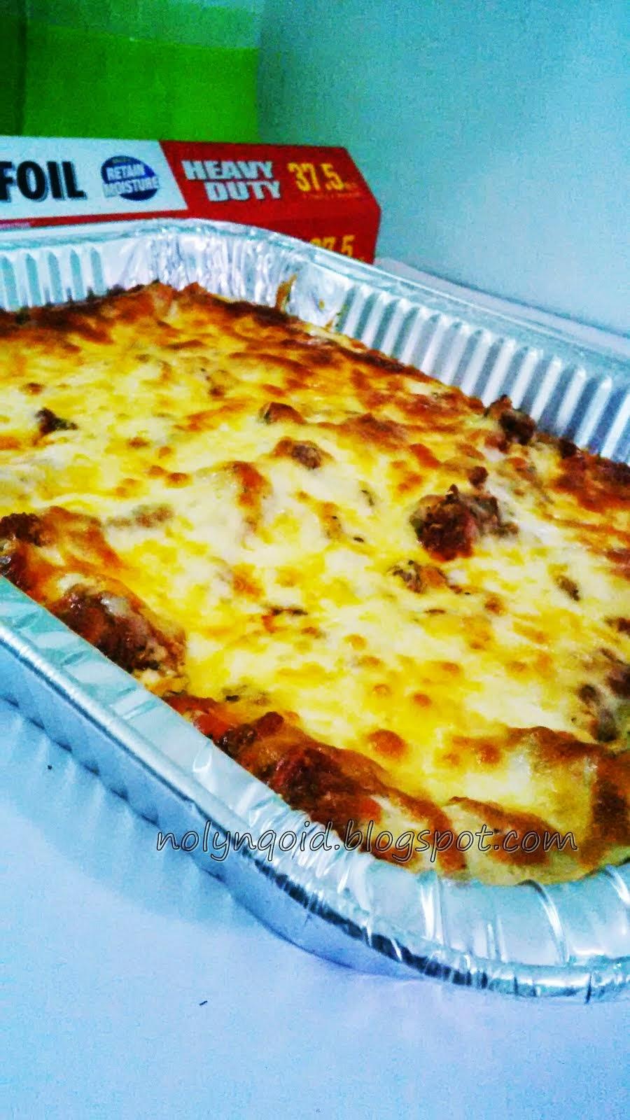 Lasagna Open Order