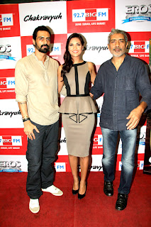 'Chakravyuh' Audio launch on 92.7 BIG FM