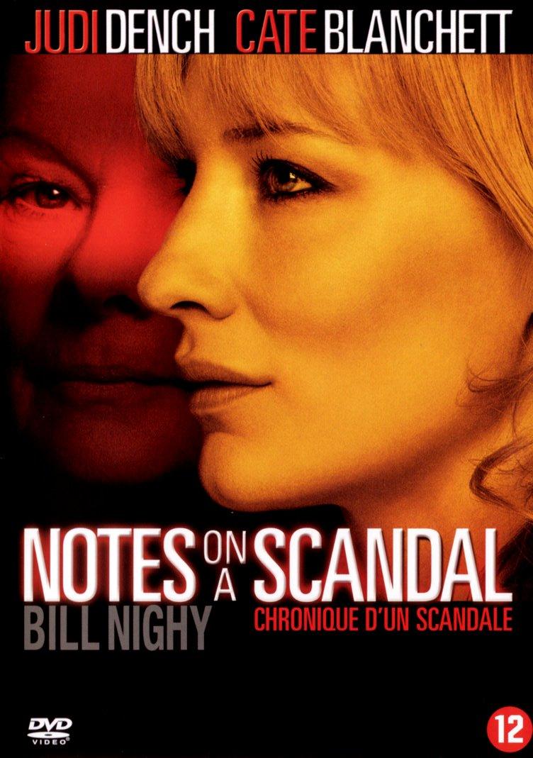 სკანდალური დღიური / Notes on a Scandal (ქართულად)