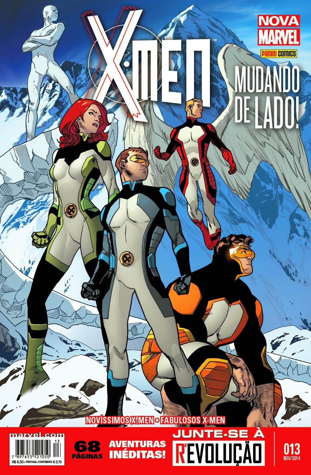 Checklist Marvel/Panini (Julho/2019 - pág.08) X-MEN%2B13