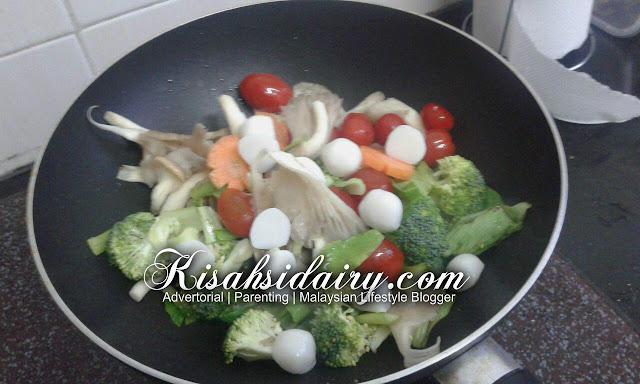 Menu Sup Sayur Mudah Untuk Diet
