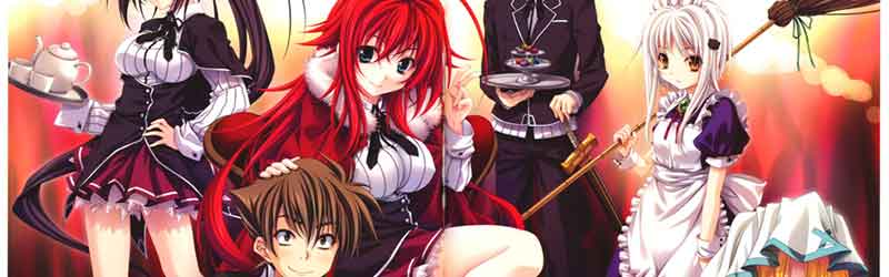 Highschool DxD