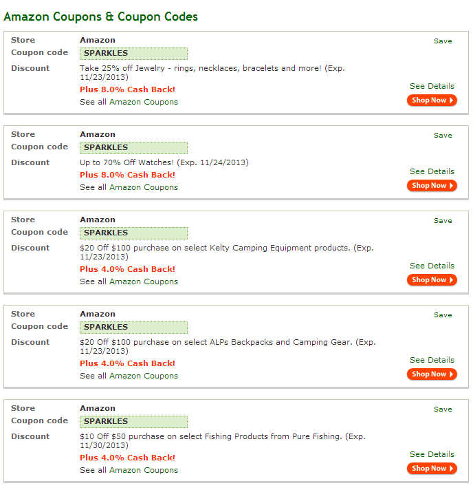 Free printable coupons amazon coupons for Coupon gratis amazon