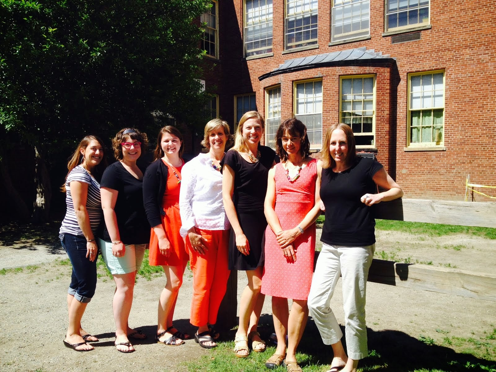 2014-2015 Kindergarten Teaching Team