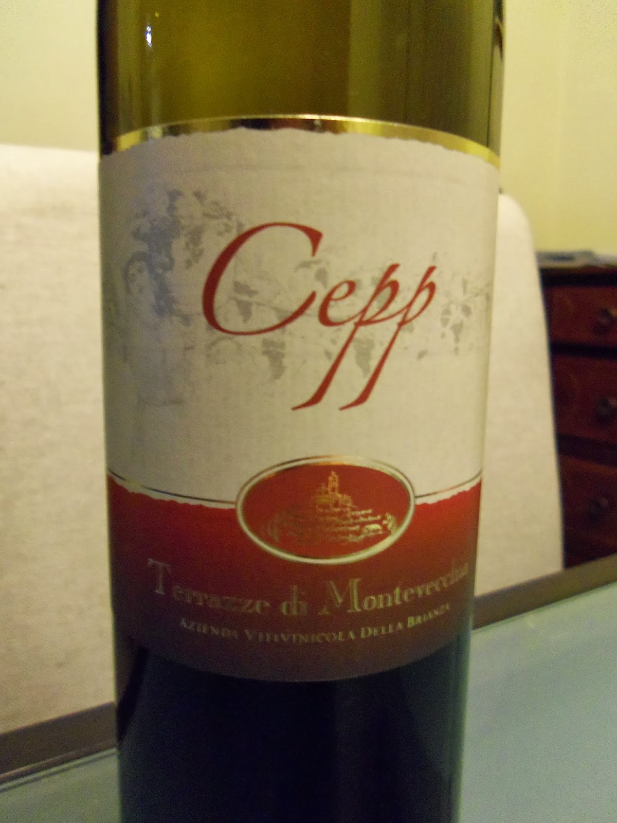 Baccanera: CEPP (2011) - TERRAZZE DI MONTEVECCHIA