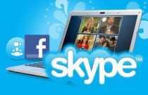 Facebook se une a Skype y permite videollamadas