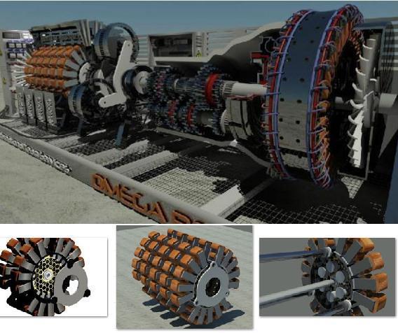Free Energy Magnetic Generator OMEGA RF 5000 ~ Knowledge Sharing