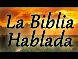DISFRUTA DE LA PALABRA DE DIOS HABLADA