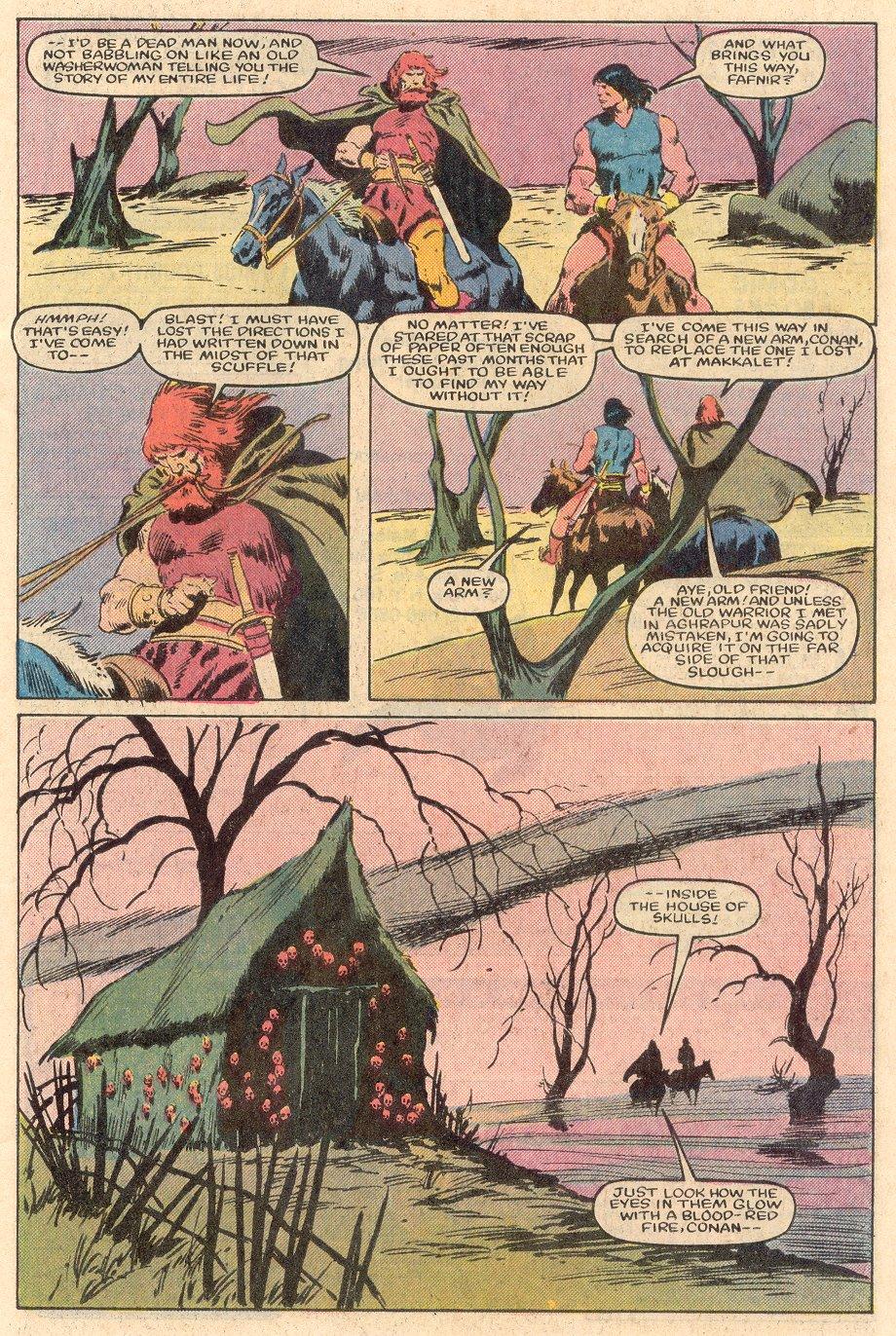 Conan the Barbarian (1970) Issue #161 #173 - English 8