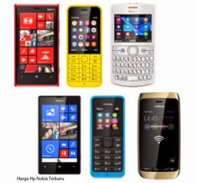 Daftar Harga Hp Nokia September 2014 Terbaru