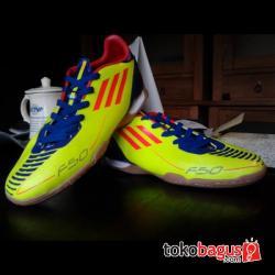 Futsal shoes for everyone!: F50 ADIZERO PRIME