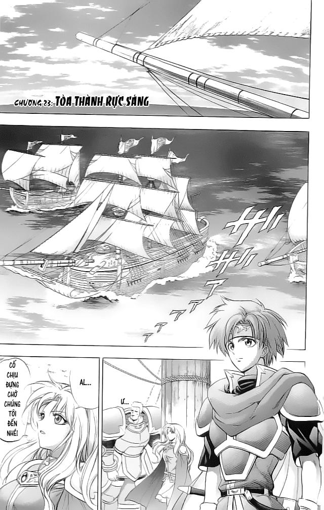 Fire Emblem-Hasha no Tsurugi chap 21 - Trang 9