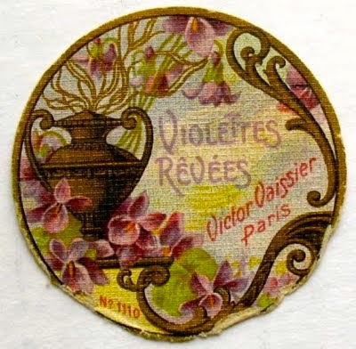 Violettes rêvées n° 1110
