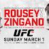 UFC184. Rousey! Solo Quattordici Secondi. Video Fight.