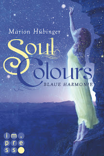 Soul Colours: Blaue Harmonie von Marion Hübinger