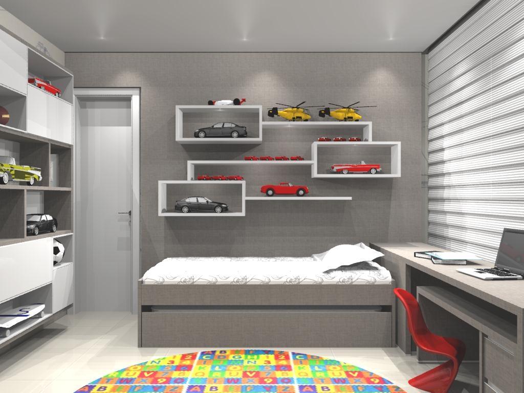 decoracao de interiores quarto de rapazQUARTO DO MENINO  PROJETO DE