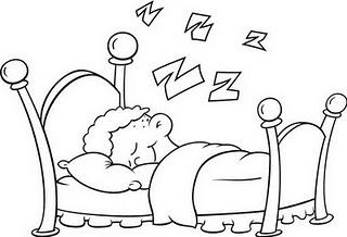 Colorea tus dibujos dormir - Se puede dormir despues de pintar una habitacion ...
