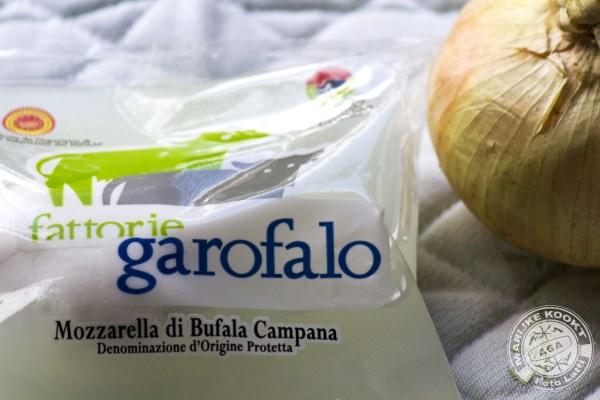 mozzarella di Bufala Campana, Fattorie Garofalo