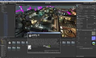 Unity 3D Pro 4.0.1 F2 Full