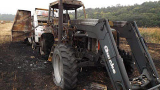 AGCO RT155A tractor