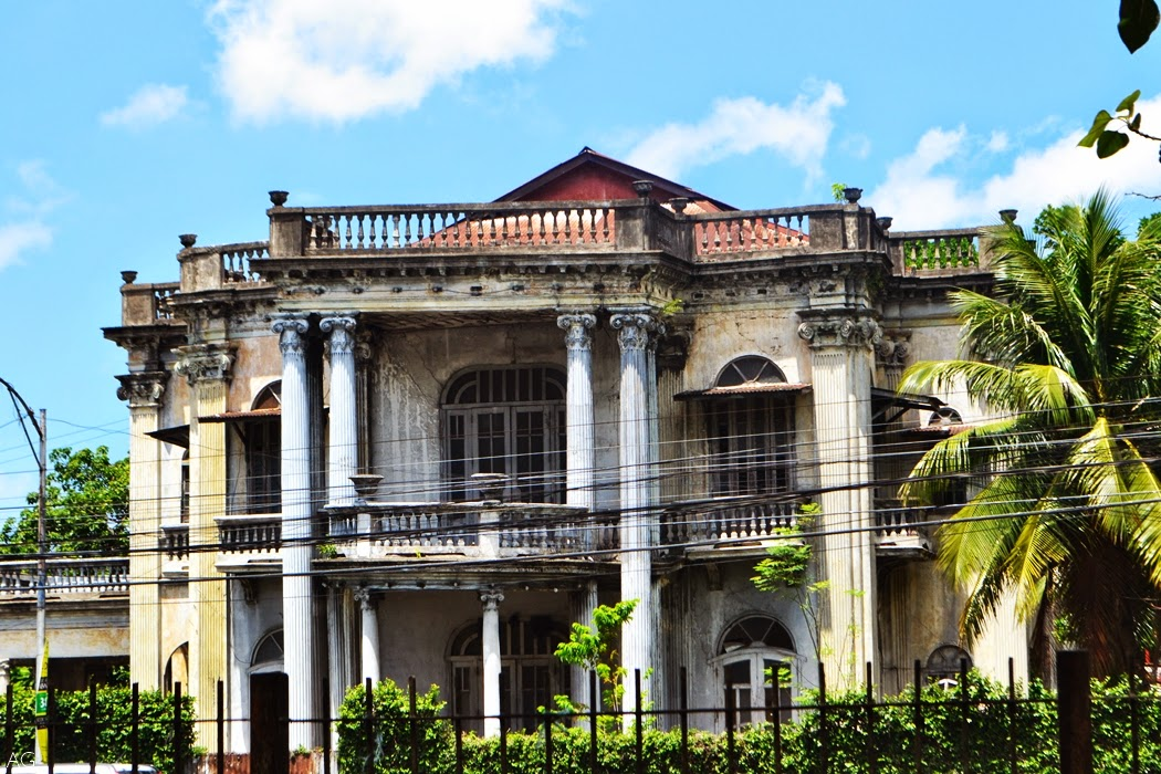 Iloilo city heritage mansions and houses in photos dr for A mansion house