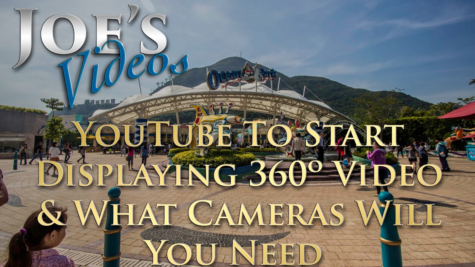 YouTube To Start Displaying 360 Degree Video & What Cameras Will You Need