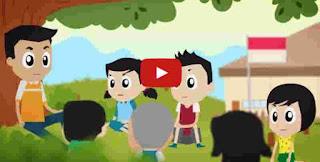 film kartun pendidikan mengenal perubahan iklim