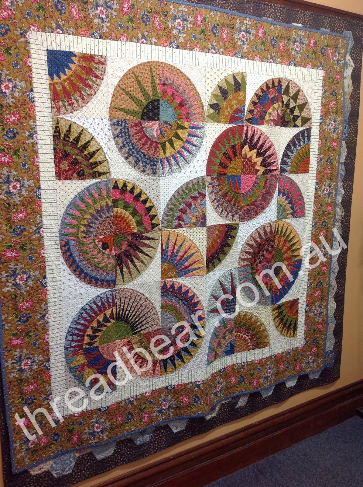 Threadbear: October 2013 : threadbear quilts - Adamdwight.com