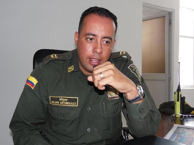 Comandante del IV Distrito de Policía: tras la pista del Microtráfico en García Rovira
