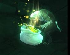Evil Laugh Treasure Goblin Diablo
