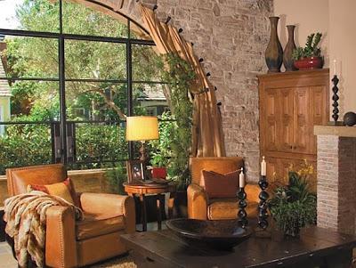 diseño salas piedra